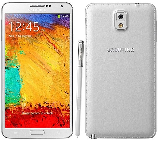 Stock Rom Firmware Samsung Galaxy Note 3 SM-N900A Android